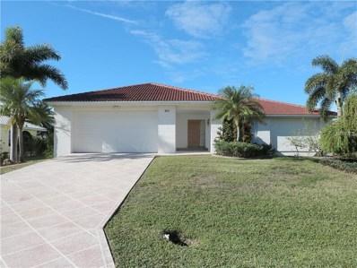 3871 Bordeaux Drive, Punta Gorda, FL 33950 - MLS#: C7409683