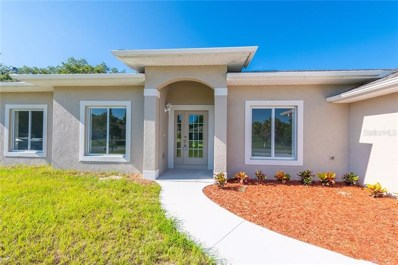 1425 Dexter Road, North Port, FL 34288 - MLS#: C7409834