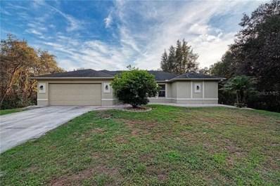 3711 Narcissus Terrace, North Port, FL 34286 - MLS#: C7409970