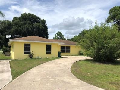 458 Cypress Avenue, Port Charlotte, FL 33952 - MLS#: C7410220