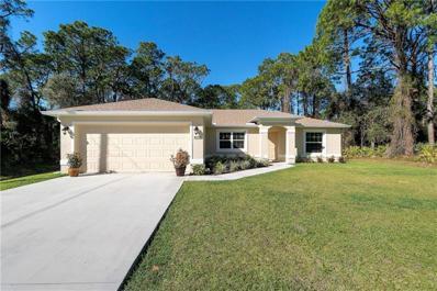 1555 Campbell Street, North Port, FL 34288 - #: C7410781