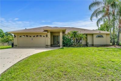 1630 New Street, North Port, FL 34286 - MLS#: C7413402