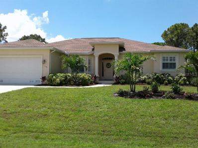 1119 Boundary Boulevard, Rotonda West, FL 33947 - #: C7413831
