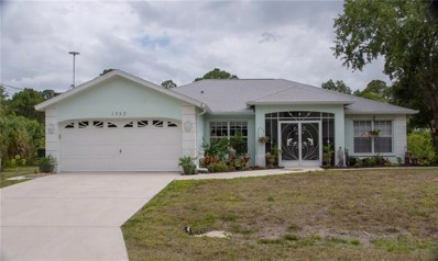 1353 Longbow Avenue, North Port, FL 34288 - MLS#: C7415223