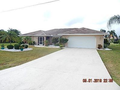 1534 Ultramarine Lane, Punta Gorda, FL 33983 - #: C7415240