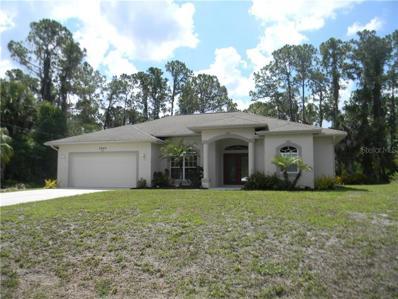2840 Athena Terrace, North Port, FL 34286 - MLS#: C7416504