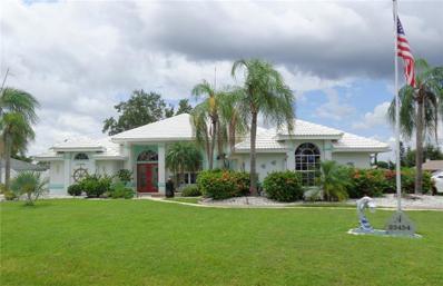 23454 Peachland Boulevard, Port Charlotte, FL 33954 - MLS#: C7418275