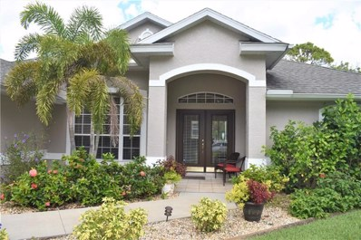 1124 W Hillsborough Boulevard, North Port, FL 34288 - MLS#: C7419540