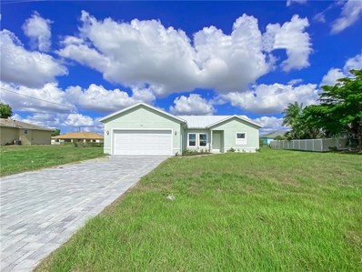 501 NW 3RD Street, Cape Coral, FL 33993 - #: C7422297