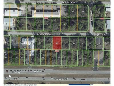 17353 Brighton Avenue, Port Charlotte, FL 33954 - MLS#: D5901951