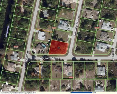 11190 Watercrest Avenue, Port Charlotte, FL 33981 - MLS#: D5902768