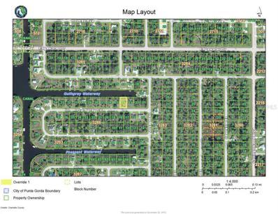 17404 Gulfspray Circle, Port Charlotte, FL 33948 - MLS#: D5904066