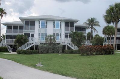 7450 Palm Island Drive UNIT 3412, Placida, FL 33946 - MLS#: D5913025
