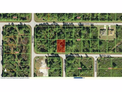 12074 Zittle Avenue, Port Charlotte, FL 33981 - MLS#: D5916257