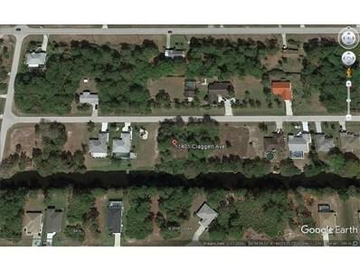 11401 Claggett Avenue, Port Charlotte, FL 33981 - MLS#: D5916289