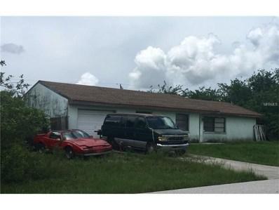 11151 Grafton Avenue, Englewood, FL 34224 - MLS#: D5918241