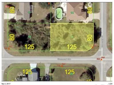 105 Rosemary Street, Port Charlotte, FL 33954 - MLS#: D5918329