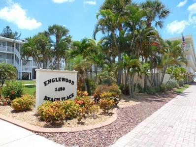 1480 Gulf Boulevard UNIT 206, Englewood, FL 34223 - MLS#: D5918593