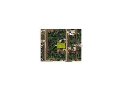 2451 Tamarind Street, Port Charlotte, FL 33948 - MLS#: D5918953
