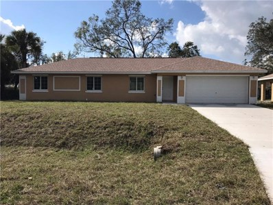 3631 Nashville Road, North Port, FL 34288 - MLS#: D5918977