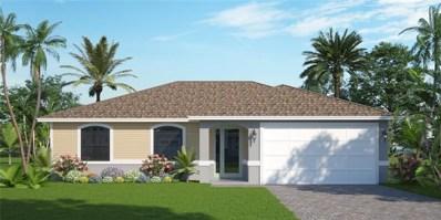 206 Baytree Drive, Rotonda West, FL 33947 - #: D5919132