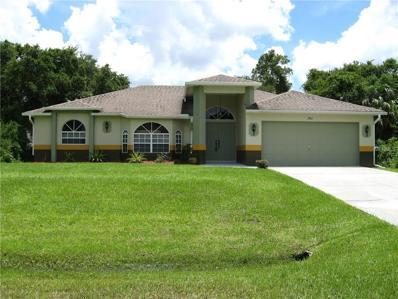 2801 Sheboygan Avenue, North Port, FL 34286 - MLS#: D5919345