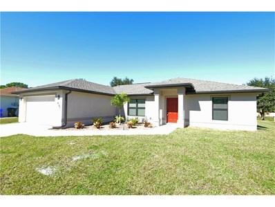 3207 Missouri Terrace, North Port, FL 34291 - MLS#: D5919361