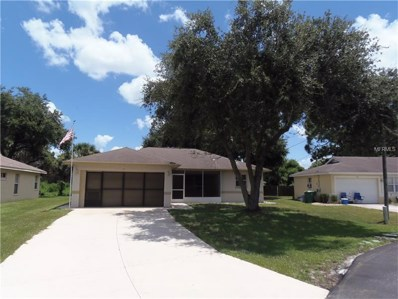 105 Sidney Court, Rotonda West, FL 33947 - MLS#: D5919726