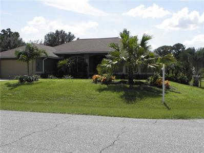 1631 Van Raub Street, North Port, FL 34291 - MLS#: D5919870