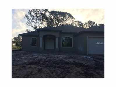 3072 Landrum Street, North Port, FL 34291 - MLS#: D5919922