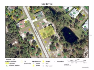 10 Pine Valley Road, Rotonda West, FL 33947 - MLS#: D5920012