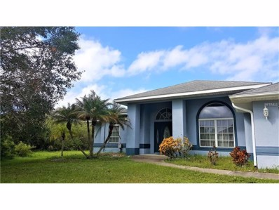 8373 Burwell Circle, Port Charlotte, FL 33981 - MLS#: D5920246
