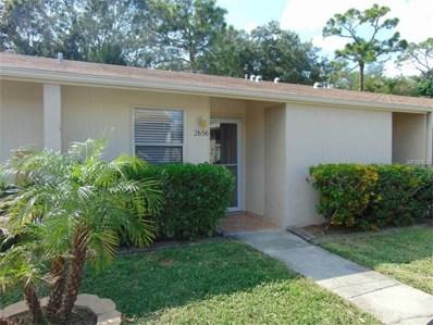 2656 Woodgate Lane UNIT D-6, Sarasota, FL 34231 - MLS#: D5920286