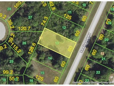 139 Smallwood (Lot 13) Road, Rotonda West, FL 33947 - MLS#: D5920364