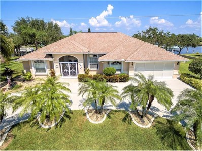 15554 Viscount Circle, Port Charlotte, FL 33981 - MLS#: D5920386