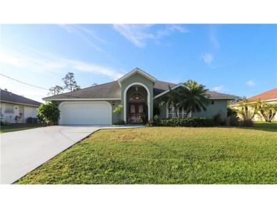 17 Mark Twain Lane, Rotonda West, FL 33947 - MLS#: D5920515