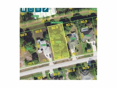 517 Boundary Boulevard, Rotonda West, FL 33947 - MLS#: D5920525