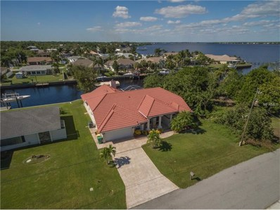 5225 Forbes Terrace, Port Charlotte, FL 33981 - MLS#: D5920767