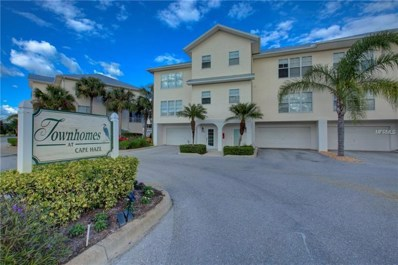 3929 Cape Haze Drive UNIT 105, Cape Haze, FL 33947 - MLS#: D5921015