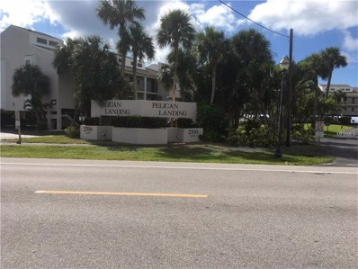2700 N Beach Road UNIT A102, Englewood, FL 34223 - MLS#: D5921049
