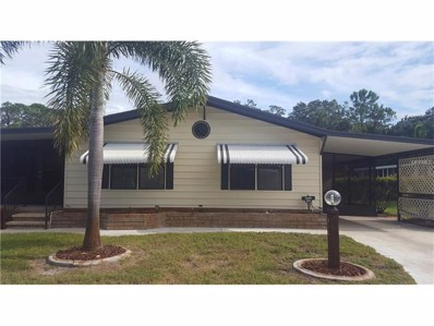 813 Manchester Court, Englewood, FL 34223 - MLS#: D5921215