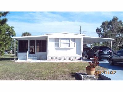 1285 Seagull (Lot 6) Drive, Englewood, FL 34224 - MLS#: D5921460