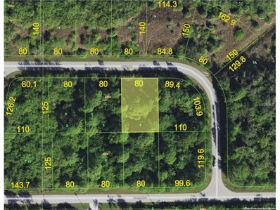 14027 Orbit Avenue, Port Charlotte, FL 33981 - MLS#: D5921618