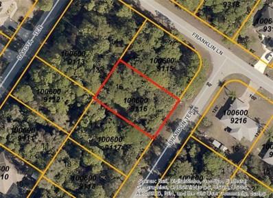Brandon (Lot 16) Terrace, North Port, FL 34286 - MLS#: D5921935