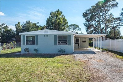 535 Leach Street, Englewood, FL 34223 - MLS#: D5921951