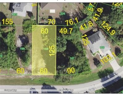 226 Cougar Way, Rotonda West, FL 33947 - MLS#: D5922028