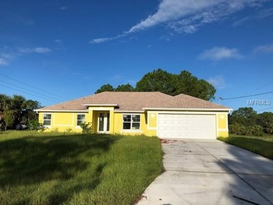 1051 Banter Circle, North Port, FL 34288 - MLS#: D5922189