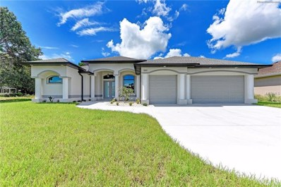 851 Boundary Boulevard, Rotonda West, FL 33947 - MLS#: D5922330