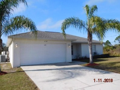 6107 Pagado Lane, North Port, FL 34291 - MLS#: D5922422