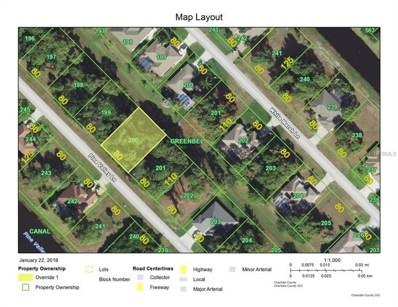 43 Pine Valley Lane, Rotonda West, FL 33947 - MLS#: D5922578